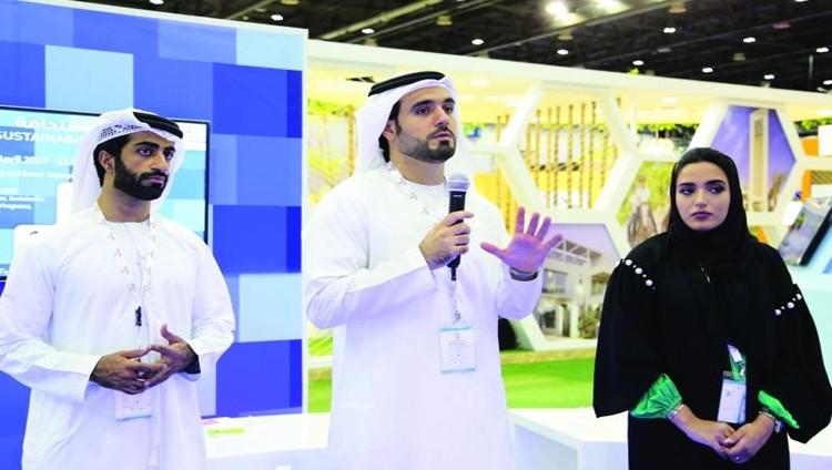 «محمد بن راشد للفضاء» يعرض البيت المستدام المستقل