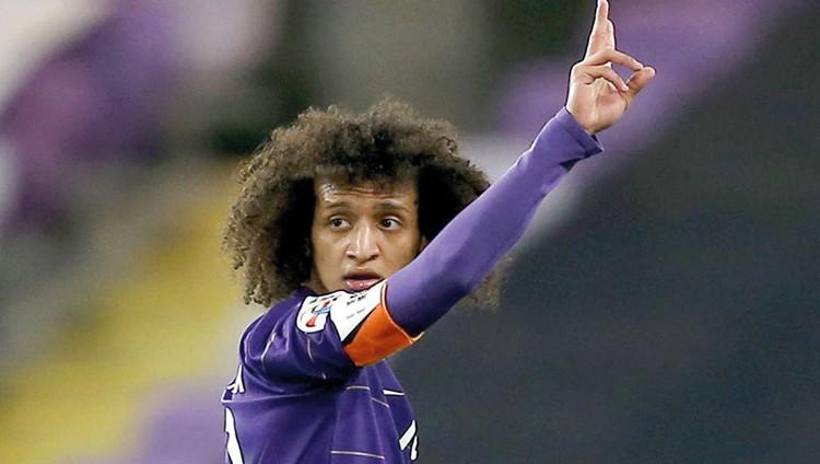 «عموري» أفضل لاعب عربي في استفتاء «CNN»