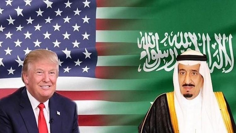 ترامب يُطلِع خادم الحرمين على تفاصيل الضربة الأميركية في سوريا
