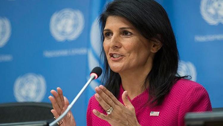 سفيرة أميركا بالأمم المتحدة: الأسد «مجرم حرب» وشعبه لا يريده