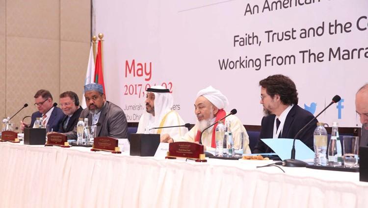 إطلاق «تحالف عالمي لبناء الثقة بين الأديان» من أبوظبي