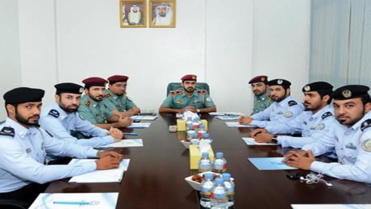 90 دورية شرطية لضمان انسيابية الحركة بالشارقة في رمضان