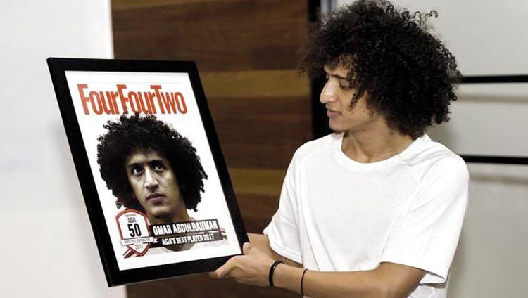 عموري: مستعد لحلق شعري إذا تأهلنا إلى مونديال 2018