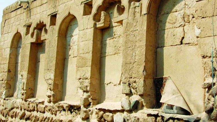 الأبنية التراثية.. سمفونية الهوية