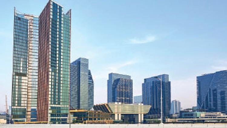 266 مليار درهم قيمة إنتاج البناء والتشييد والأنشطة العقارية في أبوظبي العام الماضي