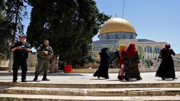 واشنطن تصدم «إسرائيل»: حائط البراق في أرض فلسطينية