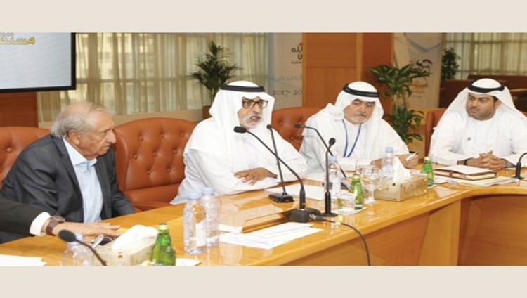 نهيان بن مبارك في مؤتمر الخليج الـ 17: فلسطين تاج العروبة تسمو بعطاءات أبنائها