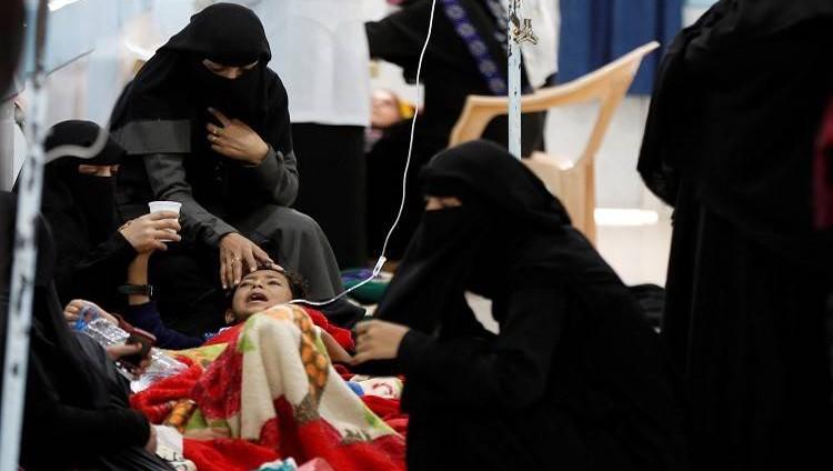 الكوليرا في اليمن.. انتشار سريع وقدرات محدودة للمواجهة