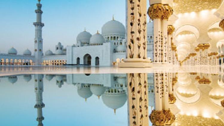 «جامع الشيخ زايد الكبير» ثاني أبرز صرح معماري في العالم لعام 2017