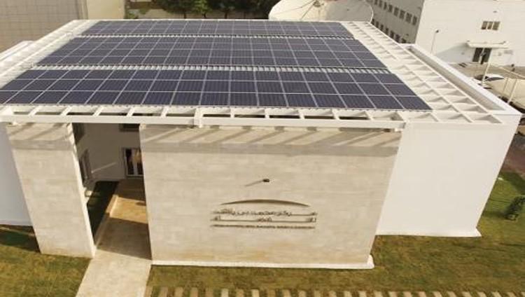 «محمد بن راشد للفضاء» يعرض أول بيت يناسب المناخ الحار والرطب