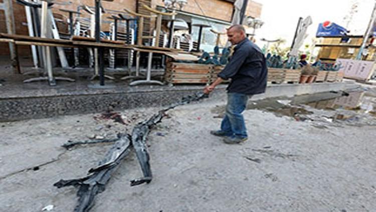 16 قتيلاً في انفجار وسط بغداد و«داعش» يعلن المسؤولية