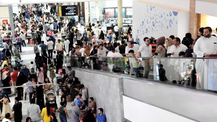 2.74 مليون نسمة عدد سكان دبي بنهاية الربع الأول