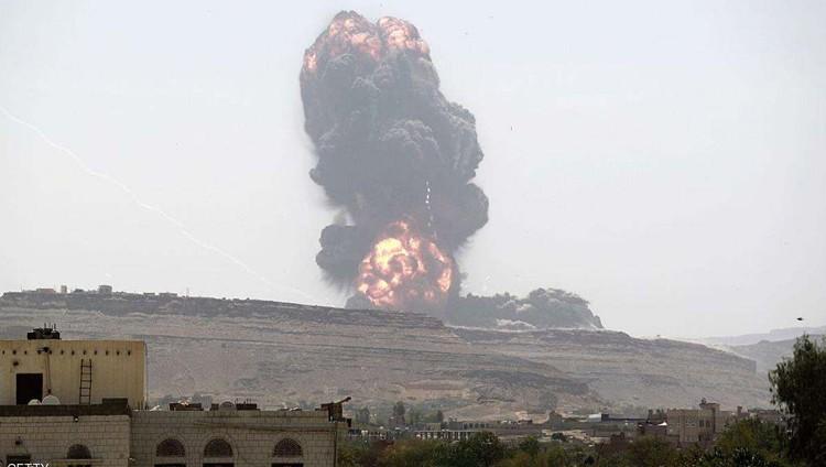 التحالف العربي ..مزيد من الانتصارات بمأرب يضغط على الانقلابيين في صنعاء