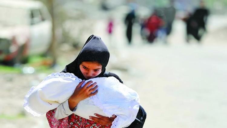 «داعش» يفتح النار على المدنيين الفارين من الموصل