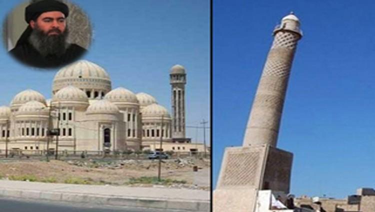 """العراق يعلن نهاية داعش والسيطرة على جامع """"النوري"""" بالموصل"""