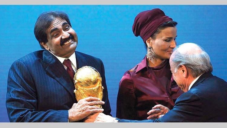 10 نقاط في تحقيق غارسيا تكشف كيفية حصول قطر على حق تنظيم مونديال 2022