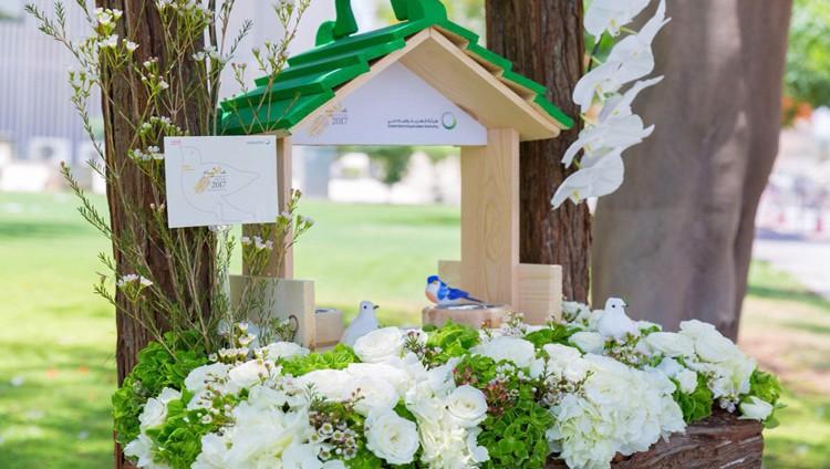 """""""كهرباء دبي"""" تطلق مبادرة """"طيور الخير"""" لنشر مفهوم الخير وتعزيز الاستدامة البيئية"""