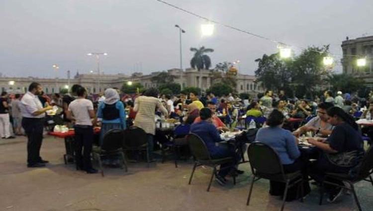 رمضان شهر لكل المصريين