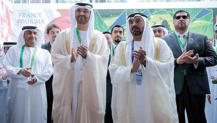 أحمد بن سعيد: انتهاء البنية التحتية والأعمال الإنشائية لـ «إكسبو دبي» في 2019