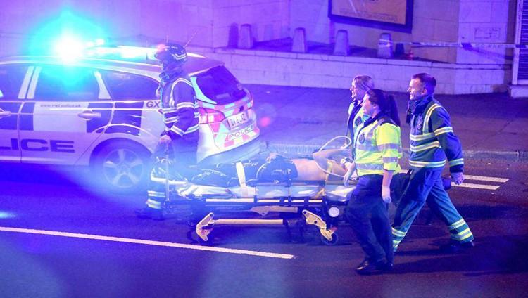 لندن: قتيل و10 جرحى في عملية دهس مصلين قرب مسجد