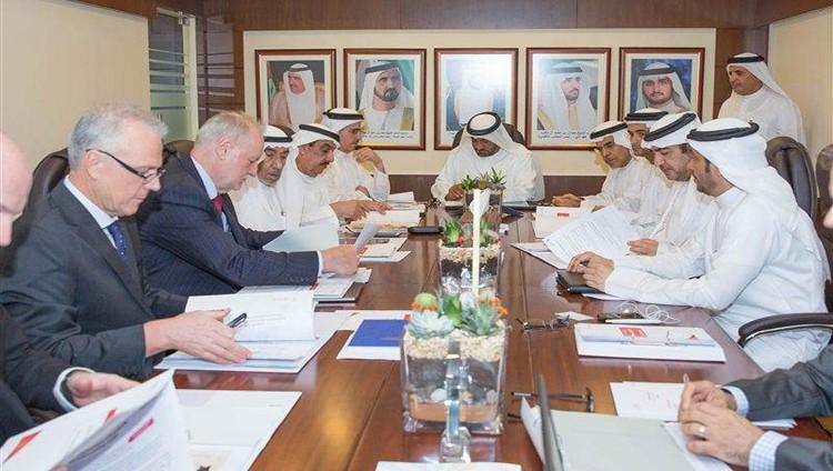 المجلس الأعلى للطاقة يطّلع على المشاريع والمبادرات والبرامج الاستراتيجية لتحسين كفاءة الطاقة في دبي
