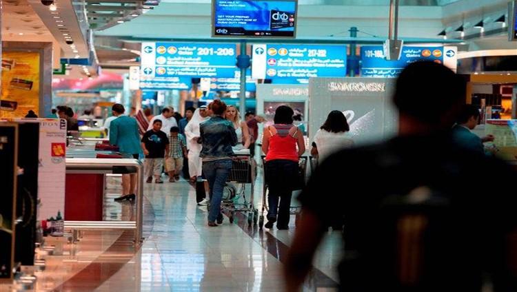 1.9 مليون مسافر متوقعين عبر مطار دبي الدولي خلال أسبوع واحد