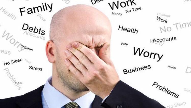 7 طرق للتغلب على التوتر النفسي