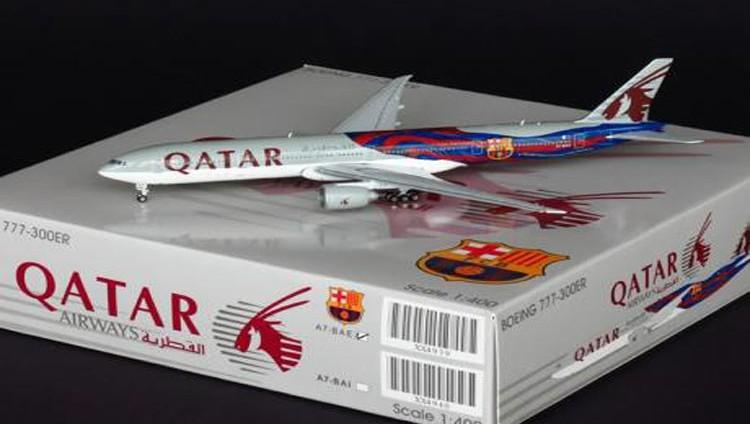 أزمة في نادي برشلونة بسبب قطر