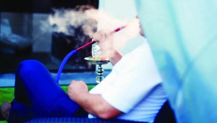 الشيشة تلوث هواء المنزل أكثر من السجائر