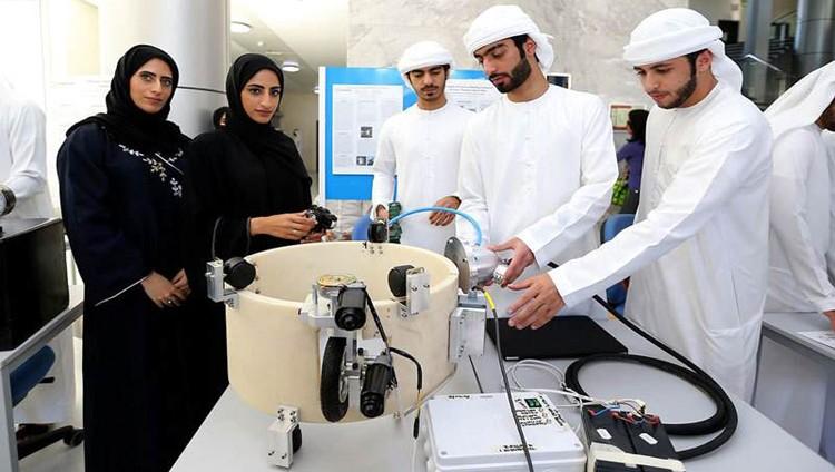 الإمارات الأولى عربياً والـ 35 عالمياً في مؤشر الابتكار العالمي 2017