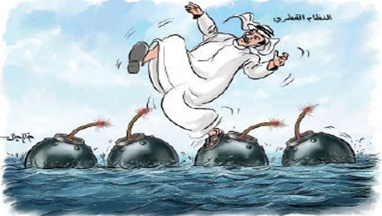 دبلوماسيون: مبايعة محمد بن سلمان ضربة موجعة لقطر والإخوان