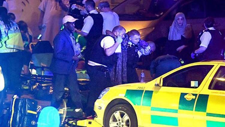 منفذ هجوم لندن الإرهابي: سأقتل جميع المسلمين!