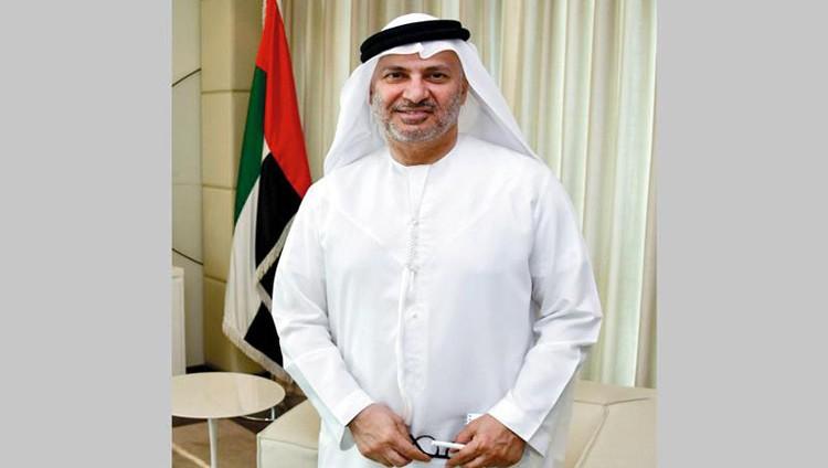 قرقاش: الإمارات تريد تغيير سياسة قطر وليس نظامها