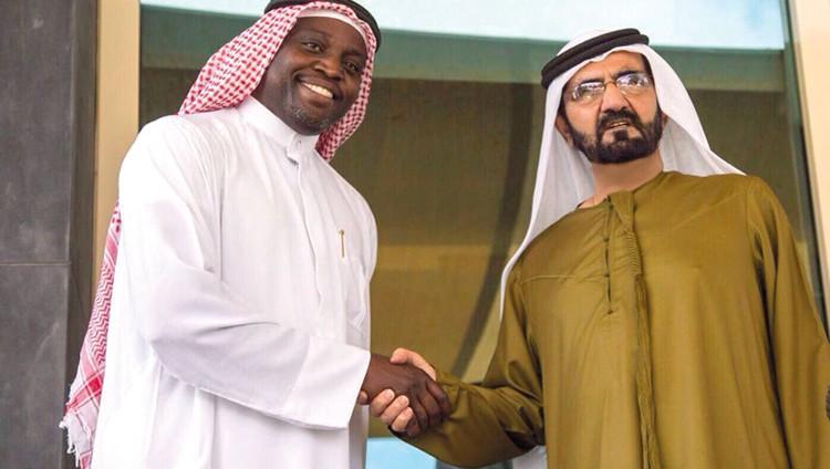 الأميركي ستانلي أكير: الإمارات غيّرت حياتي