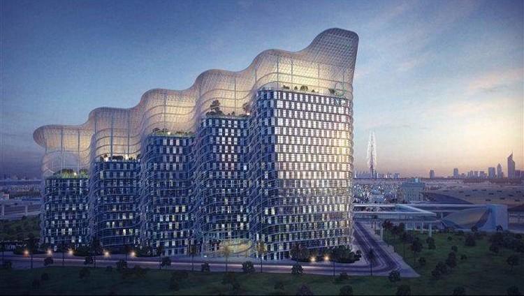 """""""كهرباء دبي"""" ترسي عقد المرحلة الأولى لـ """"مبنى الشراع"""" بقيمة 46 مليون درهم"""