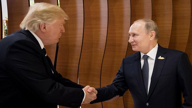 """اجتماع """"غير معلن"""" بين ترامب وبوتين خلال قمة العشرين"""