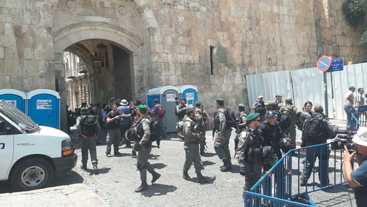 «باب الأسباط».. ساحة المقدسيين لتحدّي الاحتلال