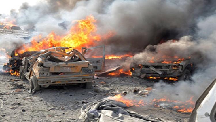 قتلى وجرحى في انفجار شمال اللاذقية