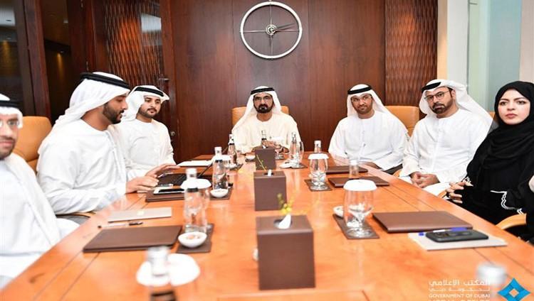 حاكم دبي يطلع على رؤية مركز محمد بن راشد لإعداد القادة