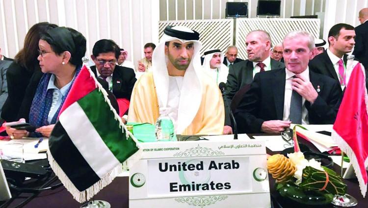 الإمارات ملتزمة بأهداف مكافحة الإرهاب