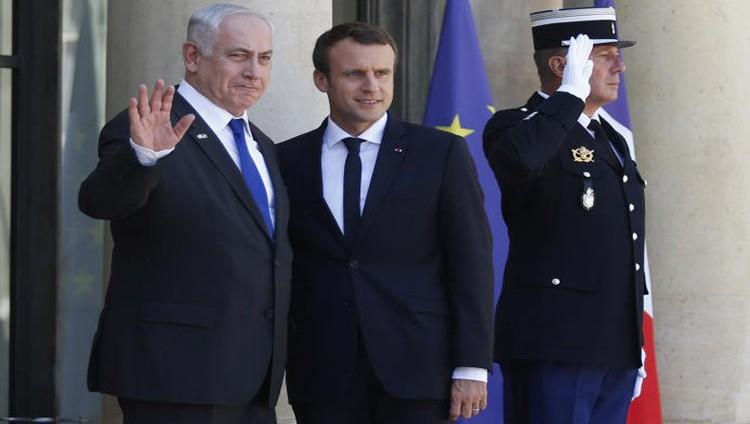 نتنياهو يختار فندقاً قطرياً لإقامته خلال زيارته لباريس