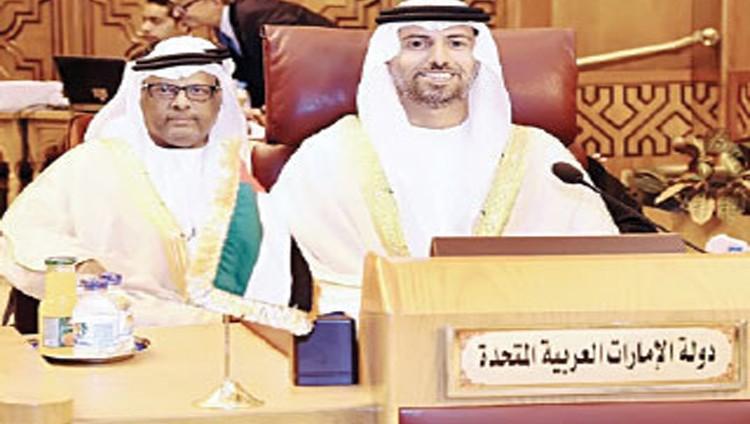 وزير الطاقة: الإمارات تولي اهتماماً كبيراً بدعم التعاون العربي في الأمن المائي