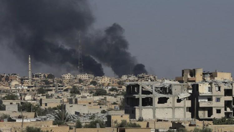 النظام على مشارف السخنة آخر معقل لـ«داعش» بريف حمص