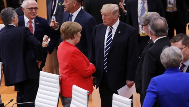 ألمانيا تحذر الولايات المتحدة من حرب تجارية