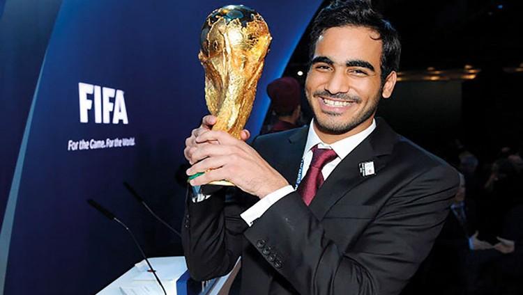 محمد بن حمد أطلق شرارة الفساد في الاتحاد الدولي لكرة القدم