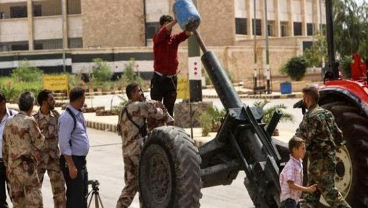المعارضة تسقط طائرة للنظام السوري في السويداء