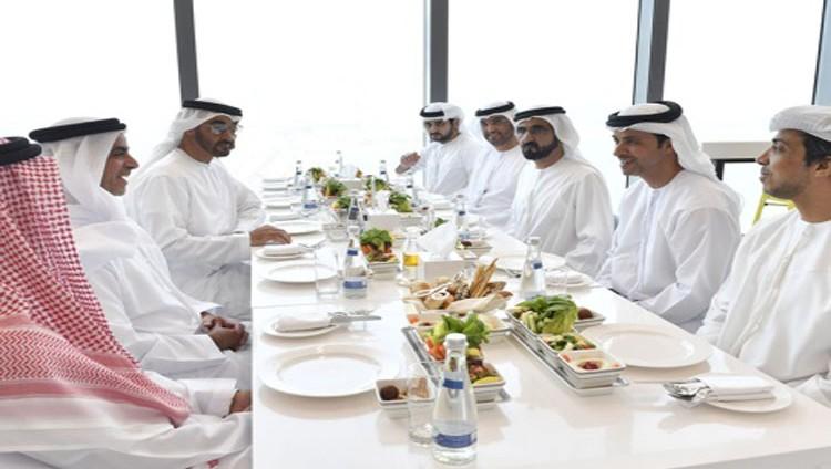 محمد بن راشد ومحمد بن زايد : أبناؤنا المخلصون يعززون مكانة الإمارات عالمياً
