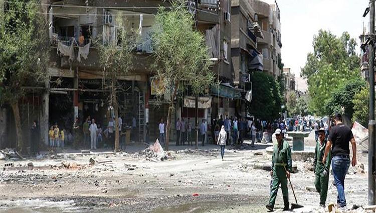 العراق يتهيأ لاحتفال النصر