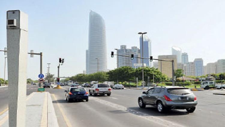 «شرطة أبوظبي»: إلغاء النقاط المرورية لـ883 ألف سائق بالإمارة