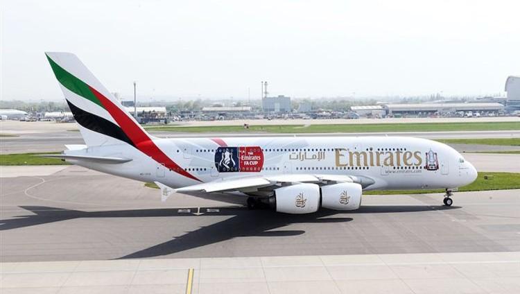 طيران الإمارات تمدد رعاية كأس الإتحاد الإنجليزي حتى 2021